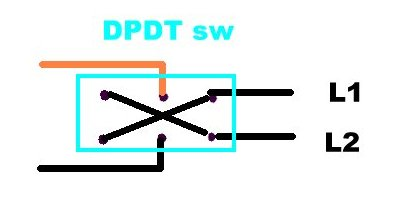 wiring a split phase motor for forward & reverse ecn electrical Volume Control Wiring Diagram  3 Position Toggle Switch Diagram Dual Rocker Switch Wiring Diagram Toggle Switch Diagram